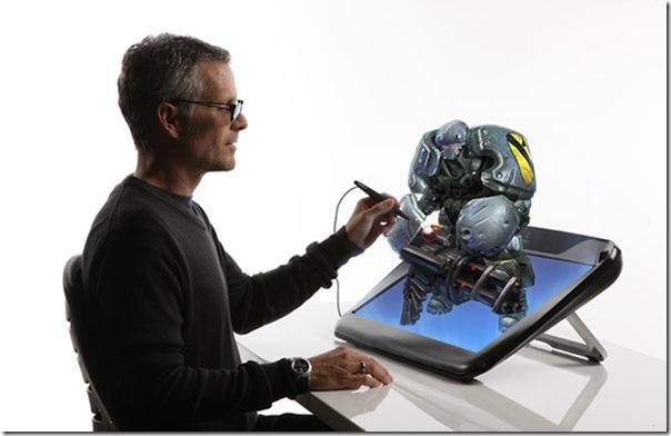 holografik ekran 4