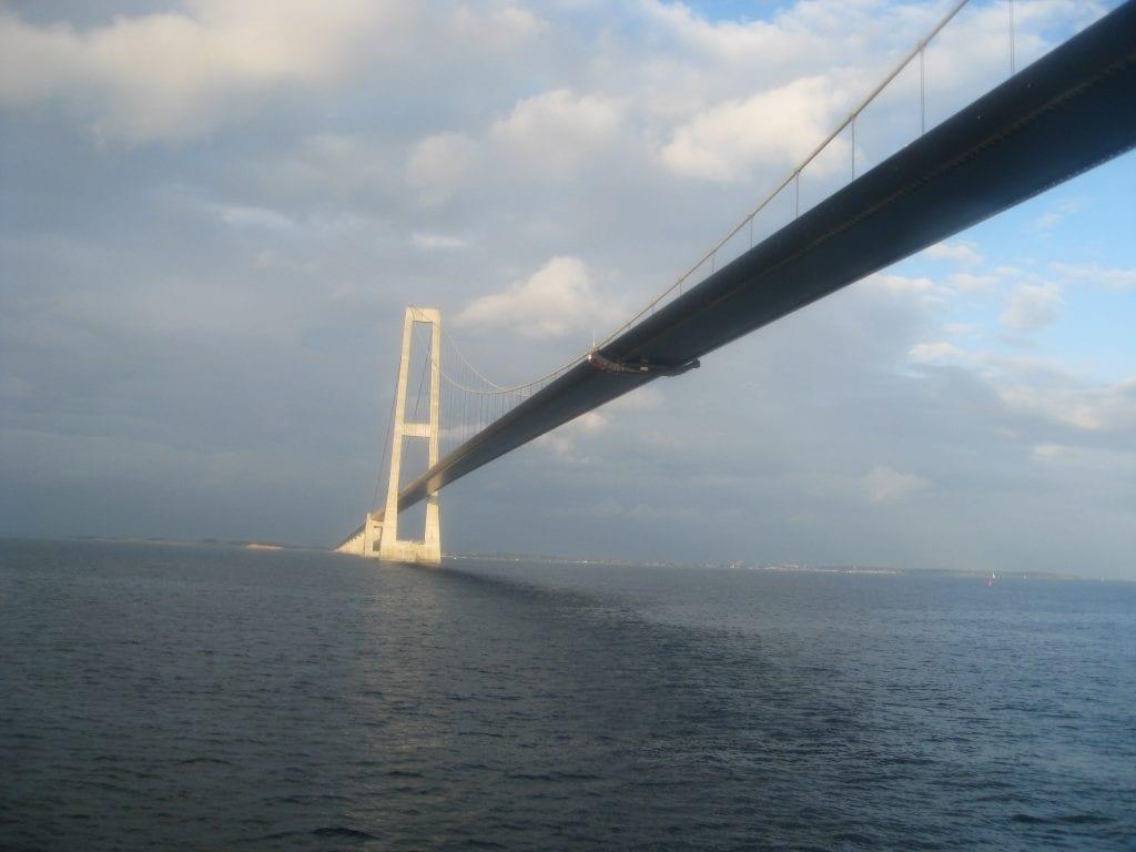 Great Belt Fixed Link Köprüsü, Zealand