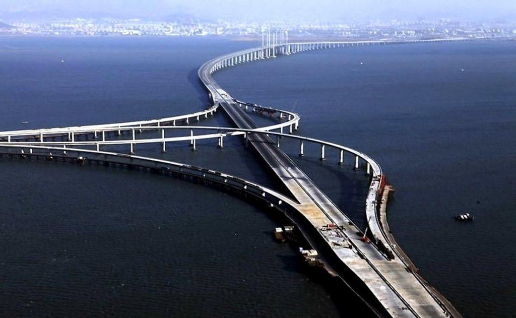 Jiaozhou Körfezi Köprüsü