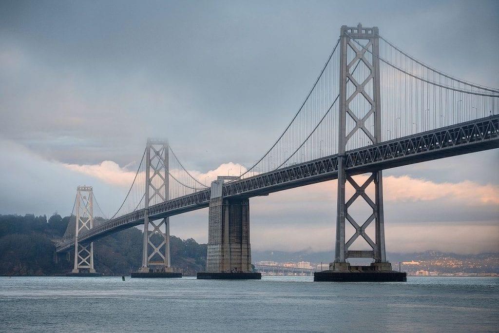 Oakland Körfezi Köprüsü, San Francisco