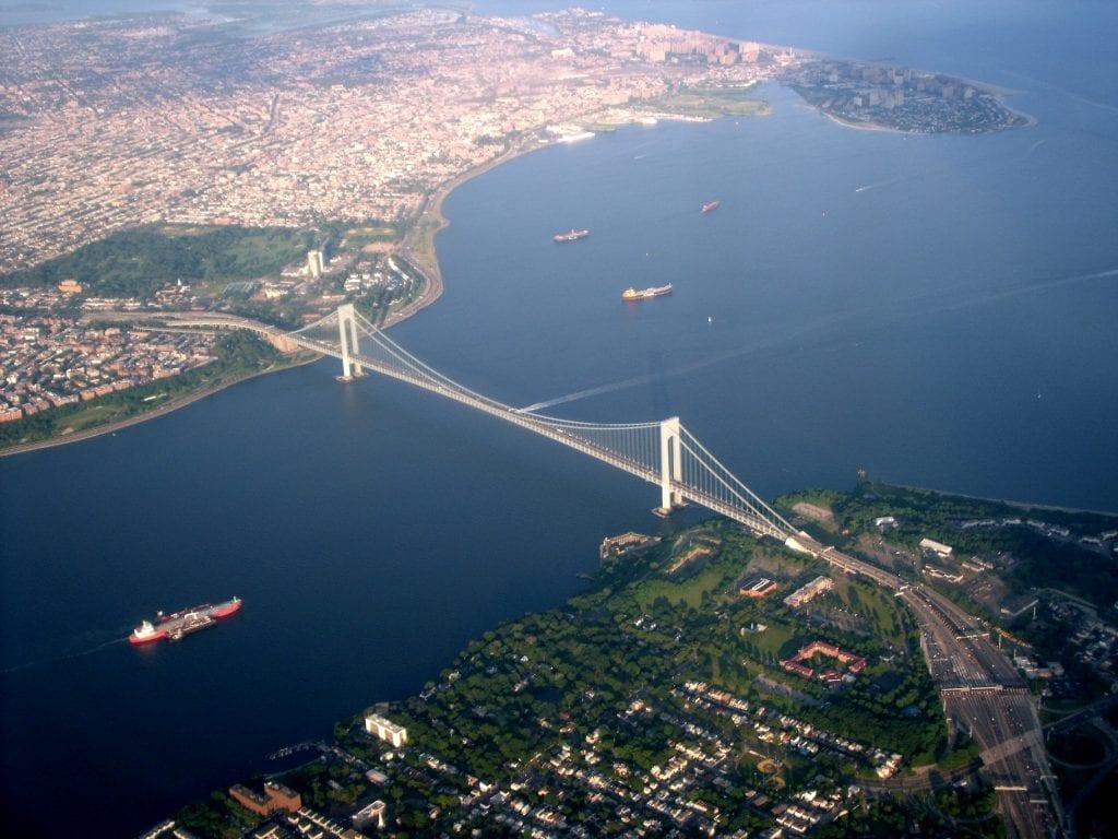 Verrazano-Narrows Köprüsü, New York