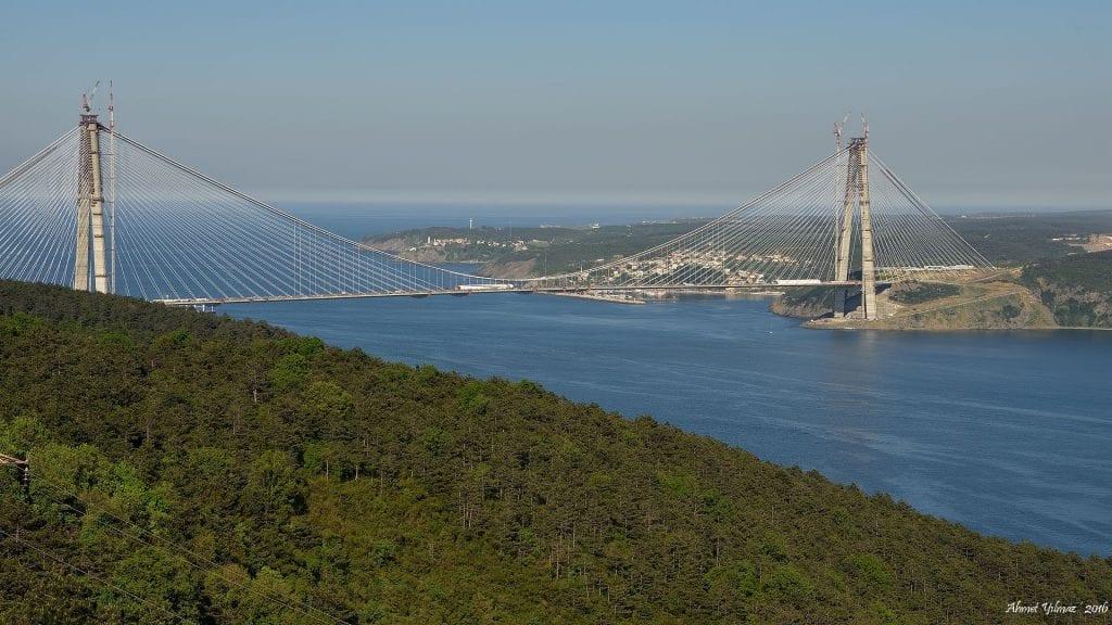 Yavuz Sultan Selim Köprüsü, İstanbul